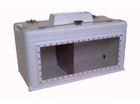 Cuve de transport ftt vitr e 350 litres aqualor pro for Bac transport poisson